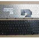New HP Pavilion dv7-6000 dv7-6100 dv7-6200 keyboard US layout  Black