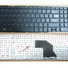 New HP Pavilion G6-2000 Keyboard Without Frame - us layout black