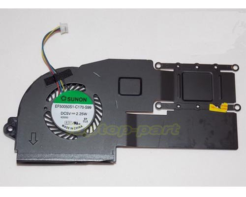New ASUS X202E Series Laptops CPU Cooling fan