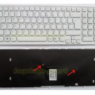 SONY Vaio VPC EB Series laptop keyboard White - 148793221,MP-09L23US-8861