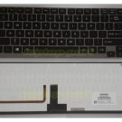 New Toshiba Satellite U840 U845 Keyboard -With Backlit,us layout