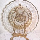 Glass Tray Hollywood Regency Paris Chic Vintage George Briard Styling Mid Centur