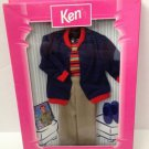1998 Ken Fashion Avenue - Blue jacket
