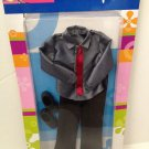 2003 Ken Fashion Avenue - Gray dress shirt