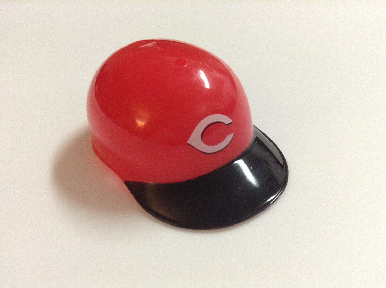 MLB Mini Helmet - Fits Barbie - Cincinnati Reds