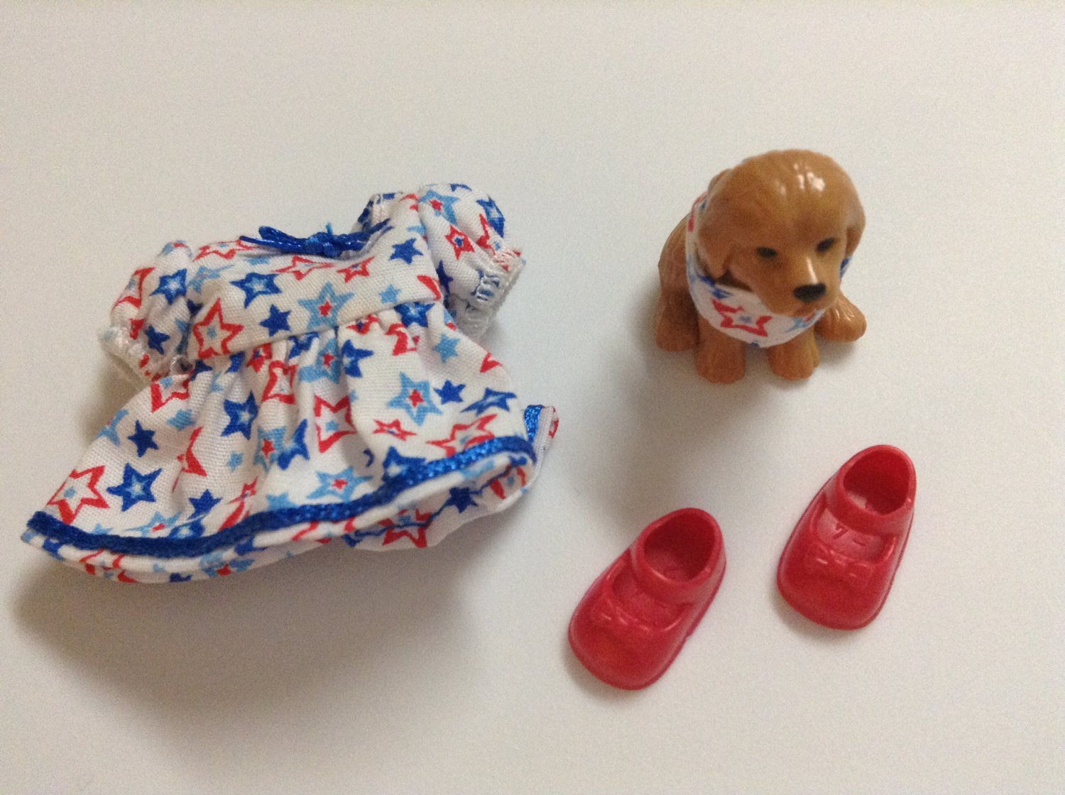 Red White and Cute Belinda doll Fashion (Kelly)