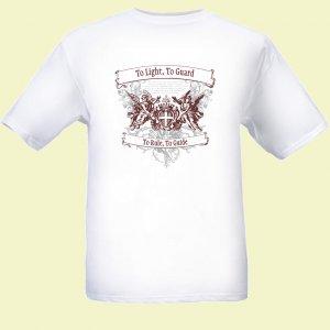 GUARDIAN ANGEL T-Shirt Sz. Lge NIB  $19.95