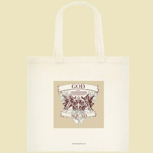 God Squad Tote Bag   $9.95