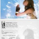 Angel Spiritual Bouquet Card 4x5 Catholic  $1.50  Free SH-cont USA