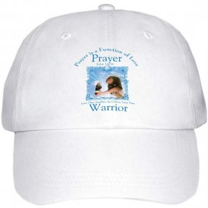 Prayer Warrior Hat adjustable  $19 + $4SH