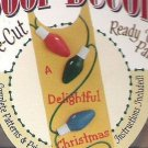 Christmas Wood Painting Kit Door Decor