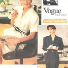 Vogue Career 2305 Sewing Pattern Anne Klein Misses Dress 6 8 10 Uncut