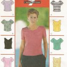 McCalls 9413 Misses Blouse Top Shirt Pattern Uncut Size 8  10  12 9 Great Looks