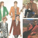 Simplicity 7522 Misses Blazer with Shawl or Notched Collar Uncut Pattern Size 6-12