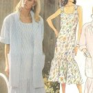 McCall's 2994 Sewing Pattern Misses Oversize Shirt and Dress Size 6-8 Uncut