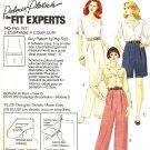 McCall's Pattern 6985 Women's Perfect Fit Pants Trousers Size 12 Uncut Palmer Pletsch