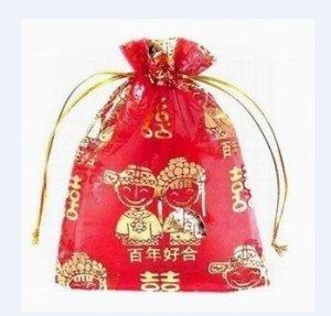 5 favor wedding bags