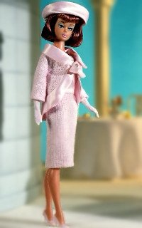 Fashion Luncheon Reproduction Barbie Outfit