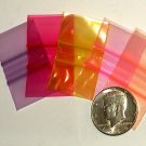 "5000 Assorted Colors Baggies 1.25 x 0.75"" Small Ziplock Bags 12534"