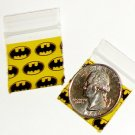 Batman 1000 Apple Baggies 1010  small zip lock bags 1 x 1""