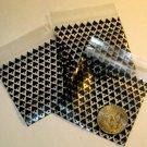 """100 Spades 3 x 3"""" mini zip lock bags 3030"""