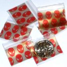 "200 Spider-man Baggies 1034 zip lock 1 x 0.75"" Apple® brand"
