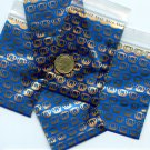 """100 Royal Crowns baggies 2 x 3"""" mini zip lock bags 2030"""