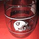 Vintage Los Angeles Raiders Drinking Glass