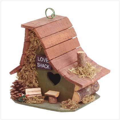 #29634 Love Shack Birdhouse