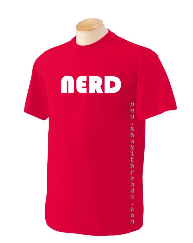 NORMAL NERD Geek T-Shirt