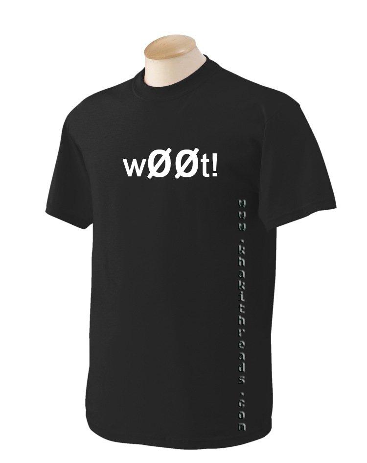 WOOT Geek T-Shirt