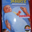 NEW Kiddopotamus Swadddle Me Adjustable Newborn Wrap