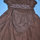 CARTER'S SMOCKED Special Occassion Dress Size 24M EUC