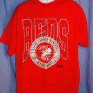 NEW 1990 Cincinnati REDS Baseball T-Shirt Size XL NWT