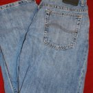 LEE Boys Jeans Size 14 HUSKY Adjustable Waist LNC