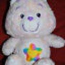 "HTF 16"" True Heart Care Bear Plush 20th Anniversary"