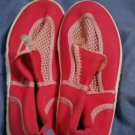 SPEEDO Girls  Surf Sand Water Shoes PINK Size XL EUC