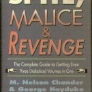Spite, Malice and Revenge: An A-Z Collection of Every Dirty Trick in the Book by M. Nelson Chunder a