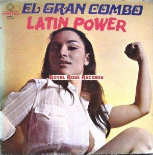 El Gran Combo - Latin Power (Gema)