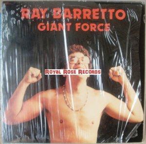 Ray Barretto - Giant Force (Fania)