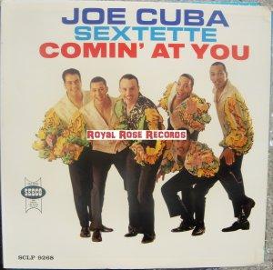 Joe Cuba - Comin' At You (Seeco)