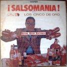 Los 5 De Oro - Salsomania! (Codiscos)