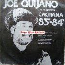 Joe Quijano Y Su Conjunto Cachana - 83 - 84 (Discos Philips)