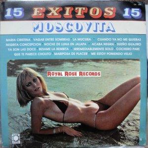 Moscovita Y Sus Guajiros - 15 Exitos