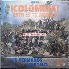 Los Hermanos Martelo - Colombia Esta Es Tu Musica! (Zeida)