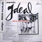 Orquesta Ideal -Contigo...Besos Salvajes (All Star)