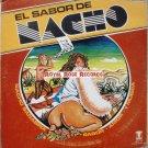 Nacho Sanabria - El Sabor De Nacho (Bronco)