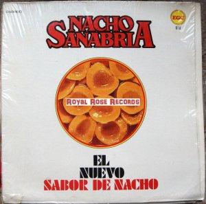 Nacho Sanabria - El Nuevo Sabor De Nacho (EGC)