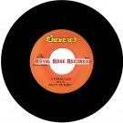 """Willy El Baby Rodriguez - A Tomar Cafe b/w Hechizo (Chevere) 7"""" single"""