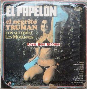 El Negrito Truman Con Su Combo Los Modernos - El Papelón (Tropical)